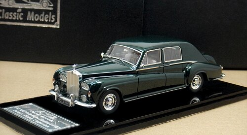 1/43 Rolls-Royce Phantom V Limousine 1967 James Young PV23