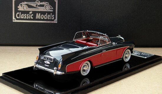 1/43 Bentley SI Riviera Honeymoon Express 1958 - Click Image to Close