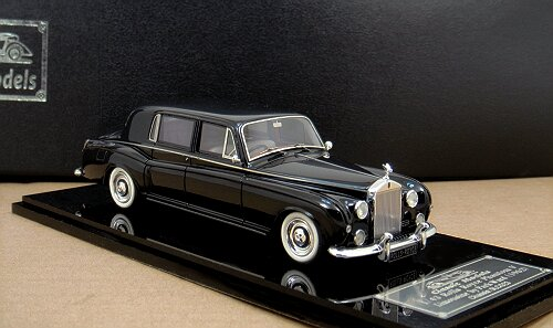 1/43 Rolls Royce Phantom V Limousine by Park Ward Chassis 5LCG23