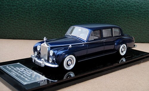 1/43 Rolls-Royce Phantom V Touring Limousine by Park Ward 1961