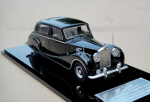 1/43 Rolls-Royce 1956 Phantom IV, Chassis 4CS6