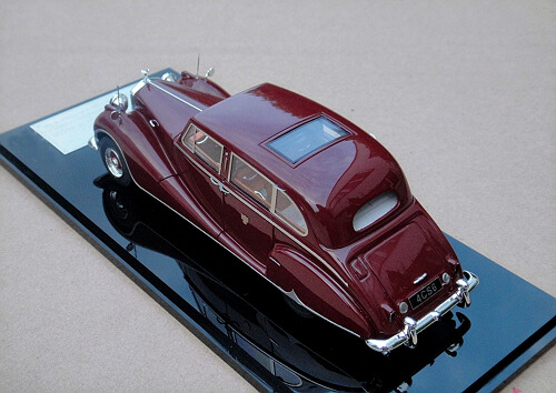 1/43 Rolls-Royce 1956 Phantom IV , Chassis 4CS6