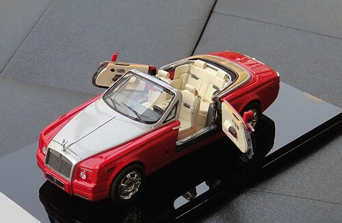 1/43 Rolls-Royce Phantom Drophead Coupe 2007