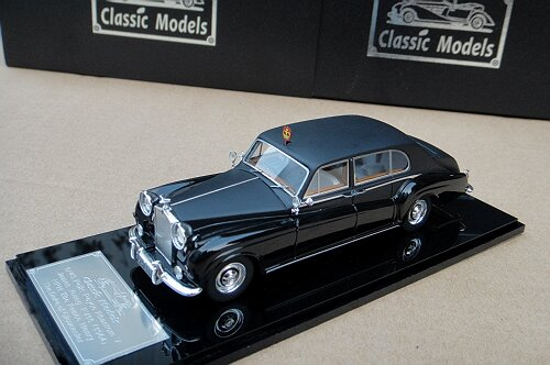 1/43 Rolls Royce Phantom V 1964 James Young PV15