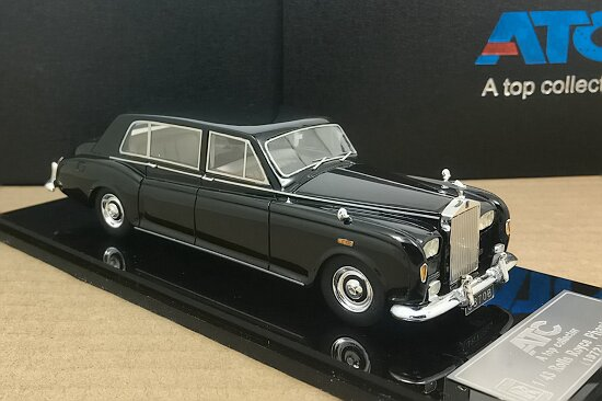 1/43 Rolls-Royce Phantom VI 1972