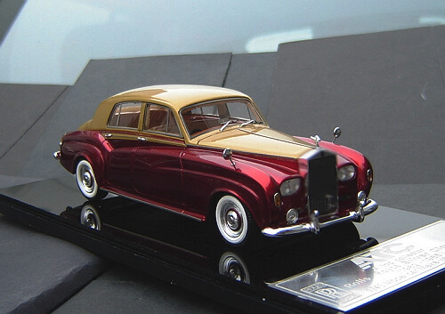 1/43 Rolls-Royce Silver Cloud