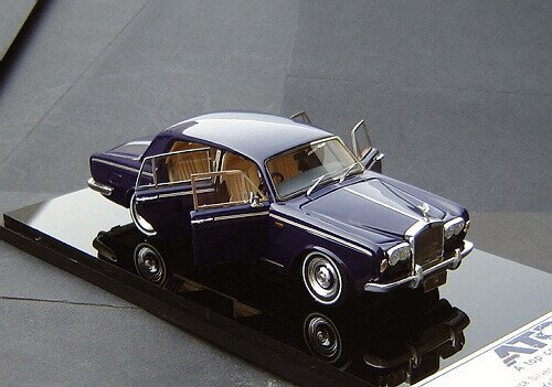 1/43 Rolls-Royce Silver Shadow